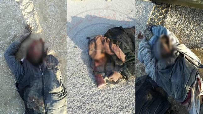 القوات المسلحة والشرطة تتمكن من القضاء على خلية إرهابية بالظهير الصحراوى غرب البلاد
