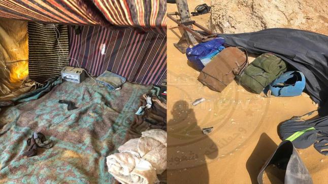 محدث: صور حصرية لقتلى العناصر الارهابية المنفذة لهجوم بركان بسيناء .. يتبع باقي الصور